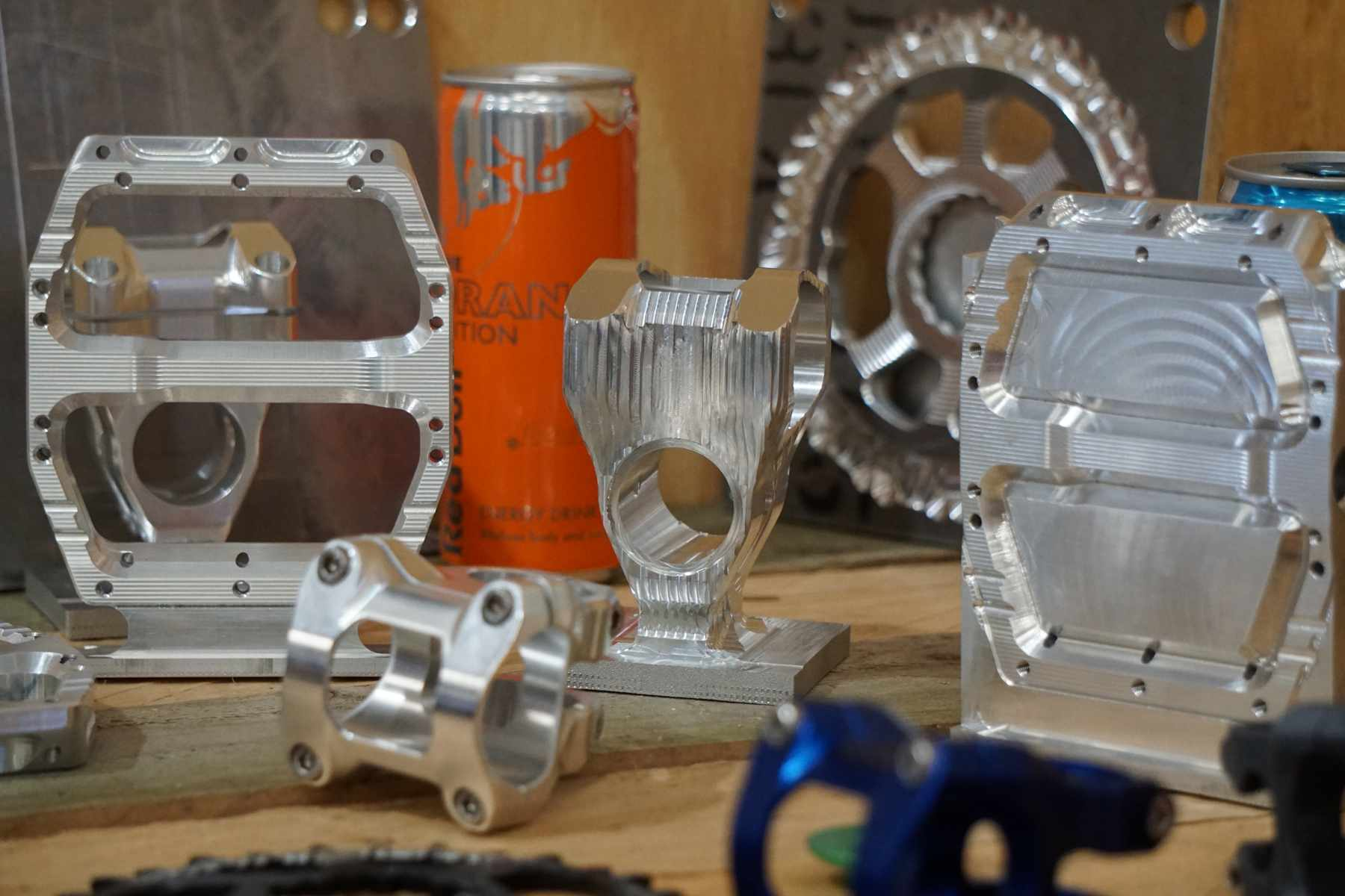 Welsh made Unite Components - The Bike Place Show 2019