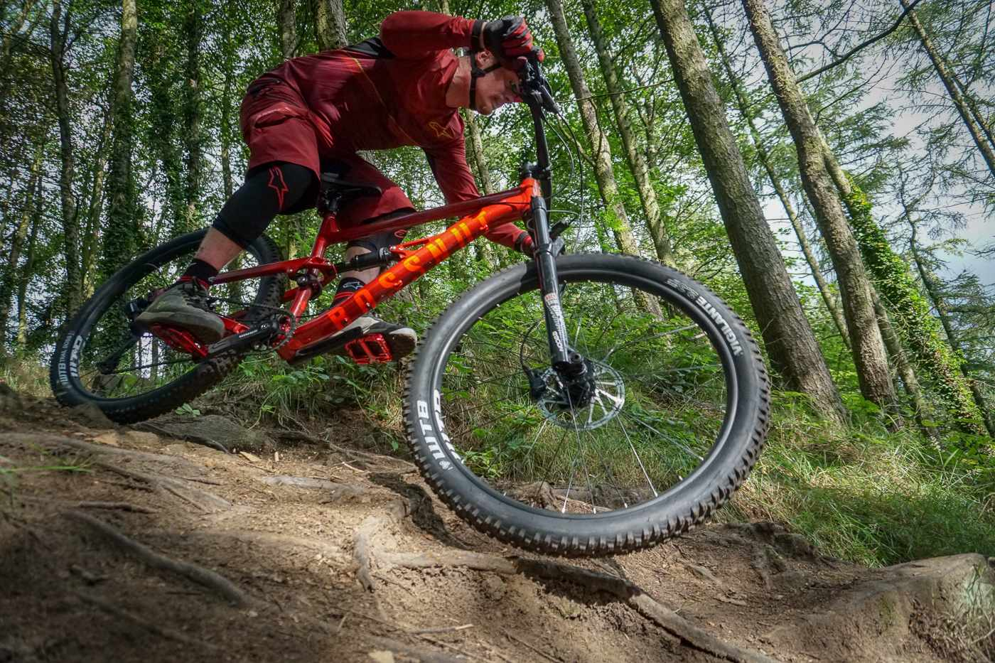 2020 calibre bossnut first ride impressions