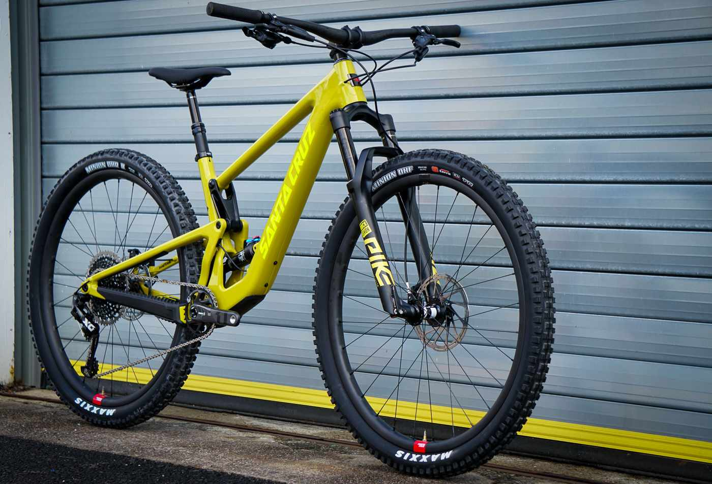 tallboy 4 first look santa cruz tallboy review