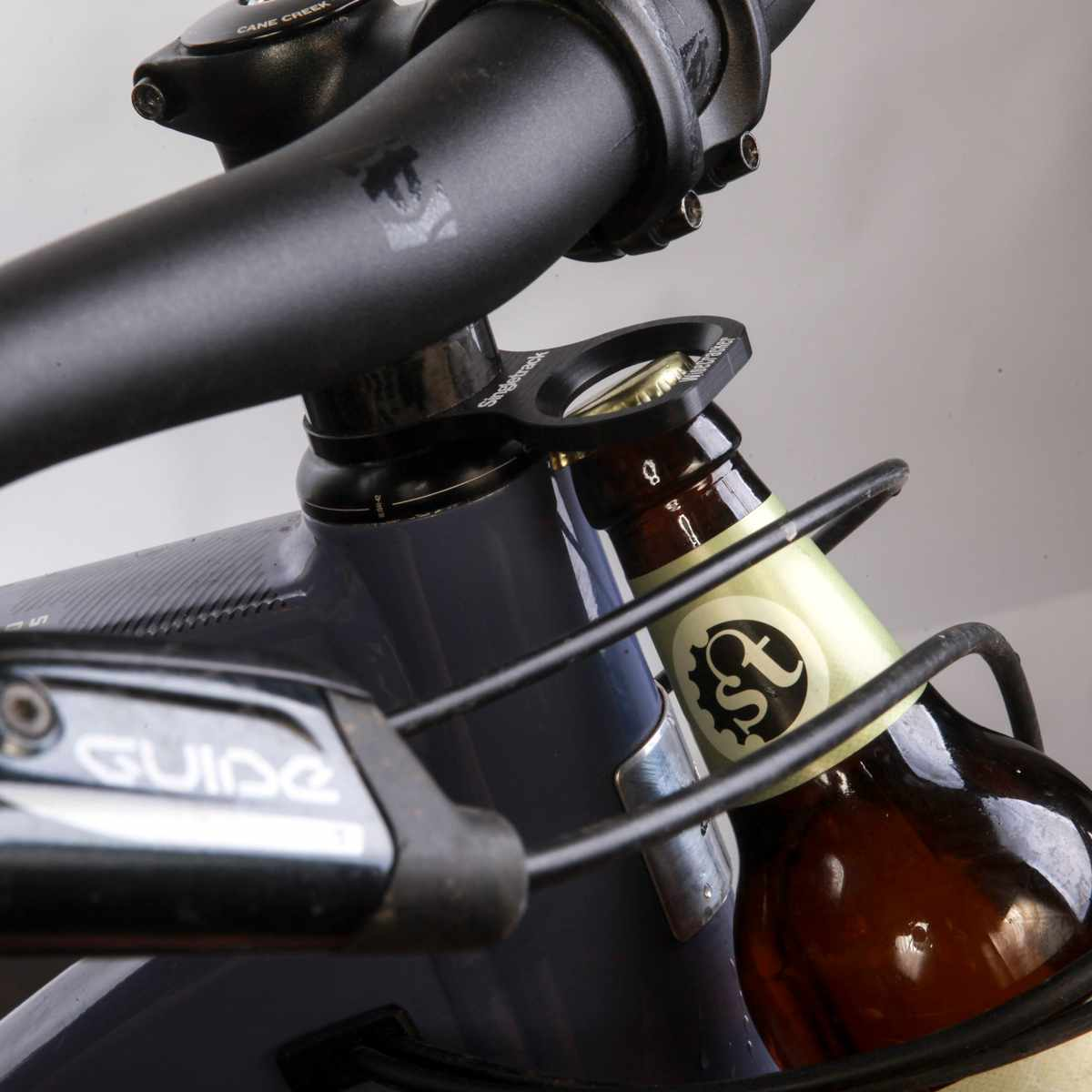 singletrack beer bottle opener headset