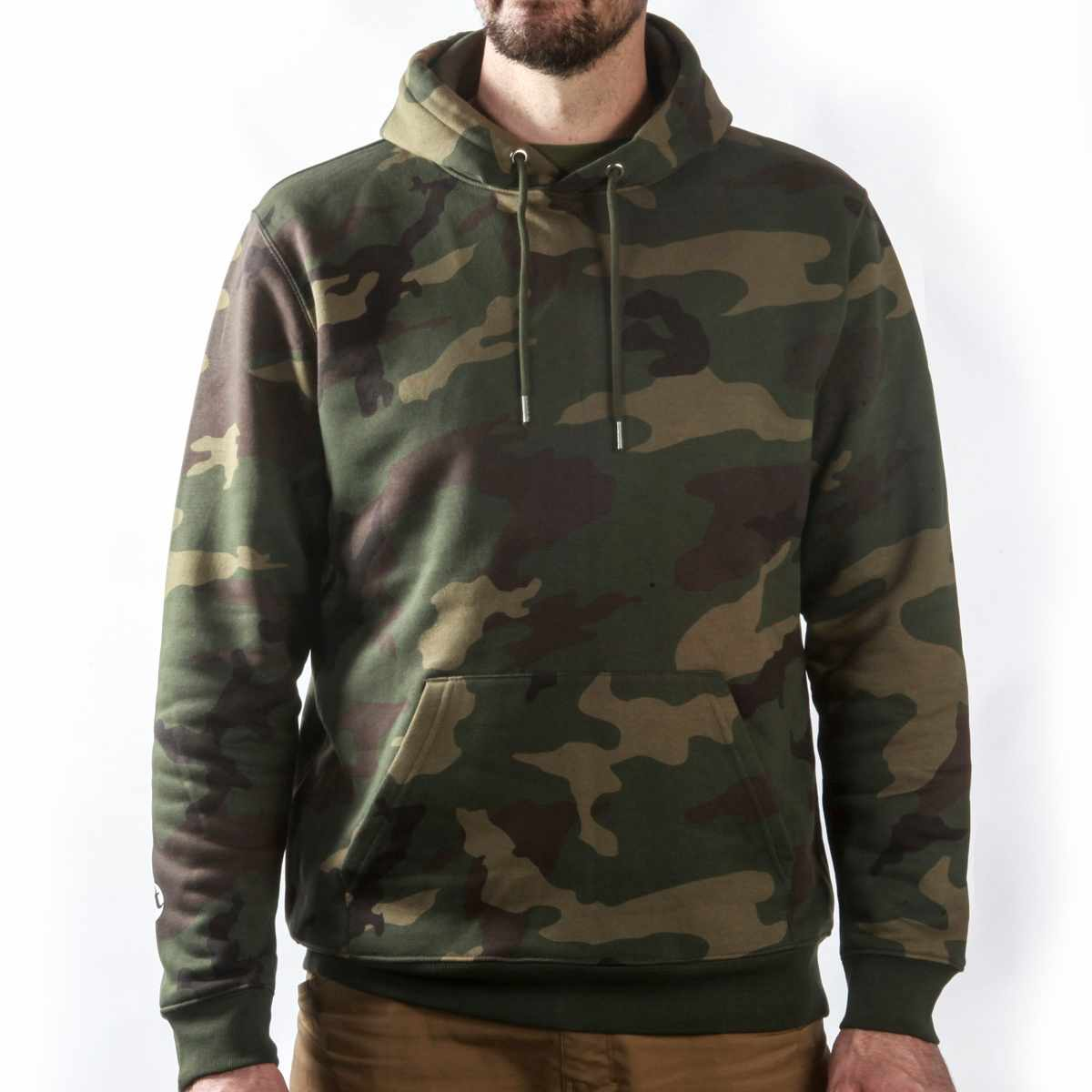 gifts for mountain bikers singletrack camo hoodie sweatshirt what to get a cyclist for Xmas
