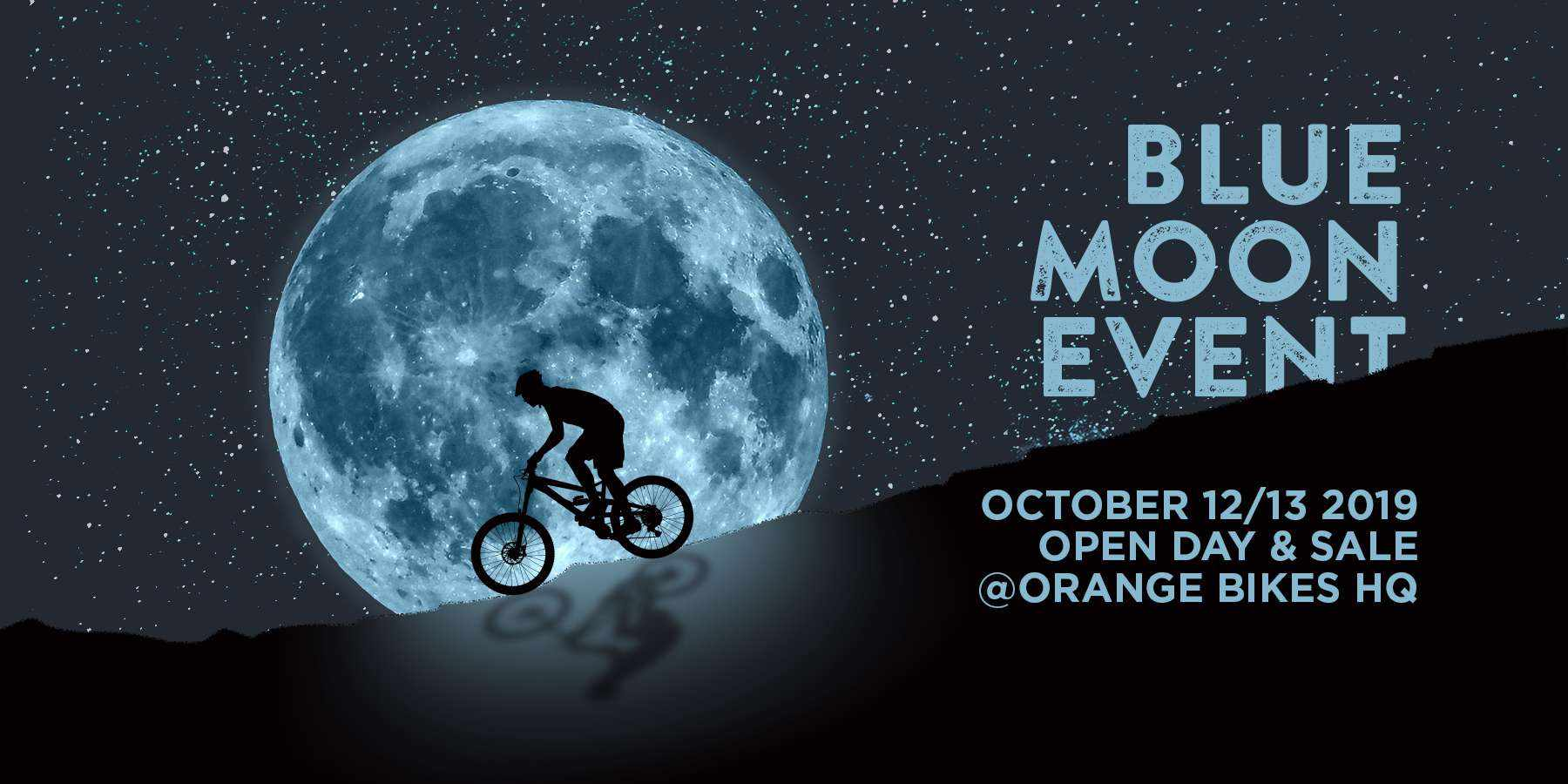 orange blue moon event