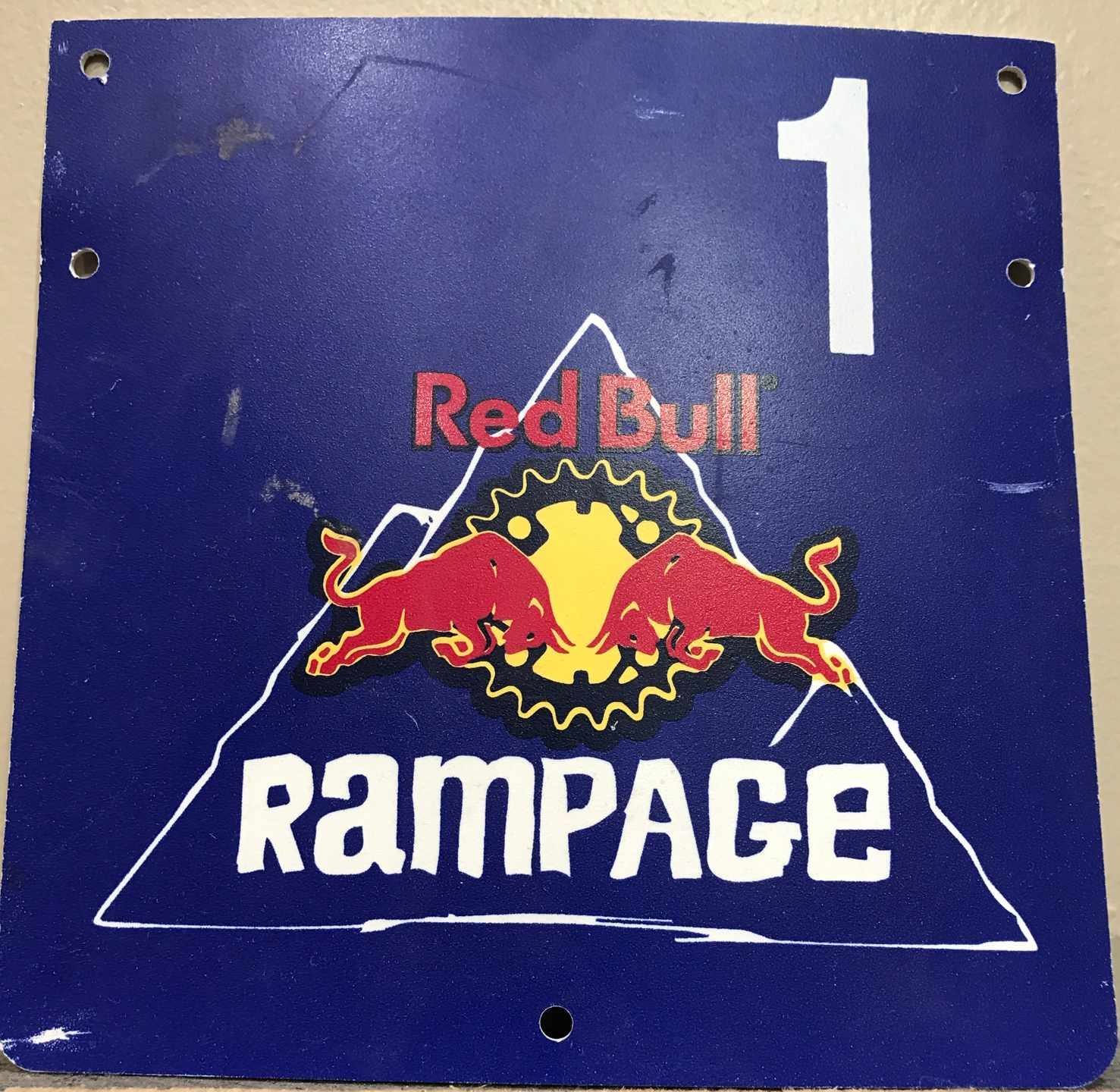 Womens rampage red bull