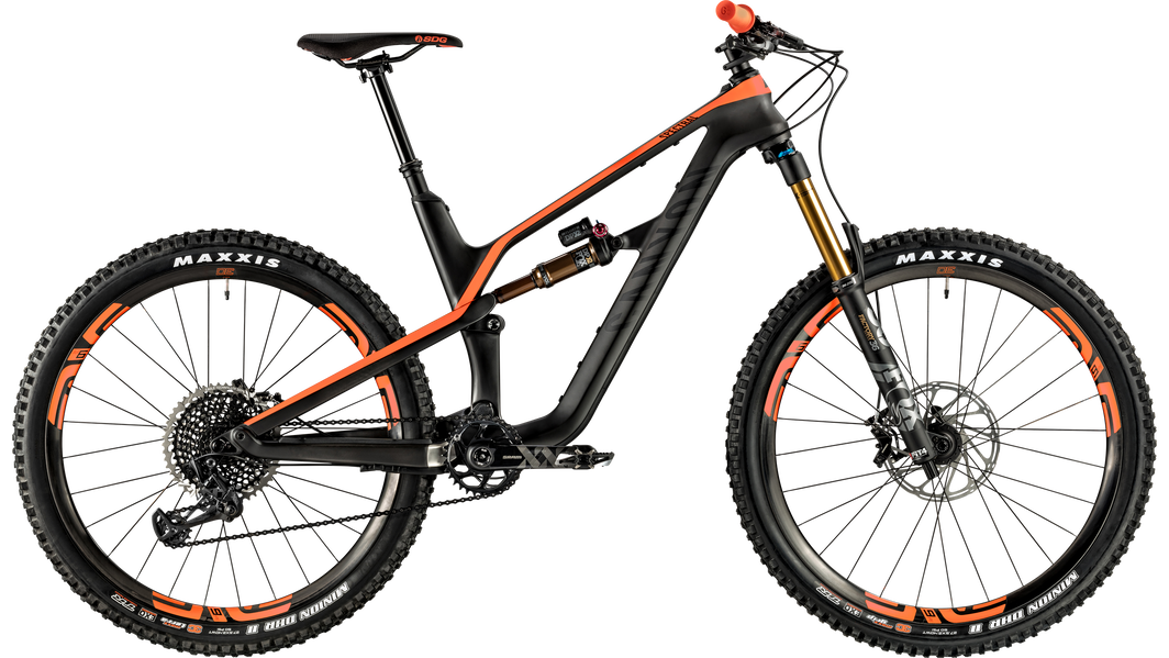 2020 Canyon Spectral comes with a Pike and Eagle for £1949!