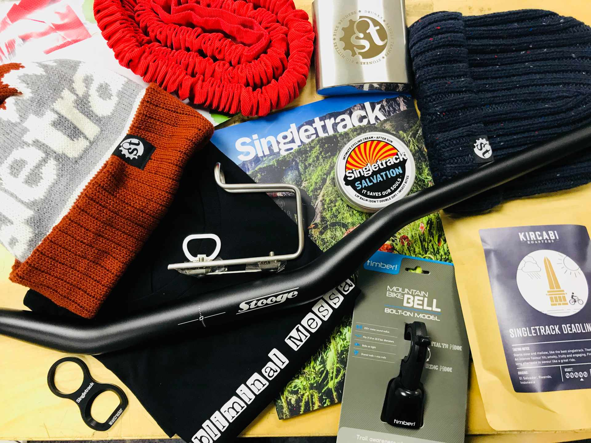 singletrack merch shop gifts for mountain bikers membership