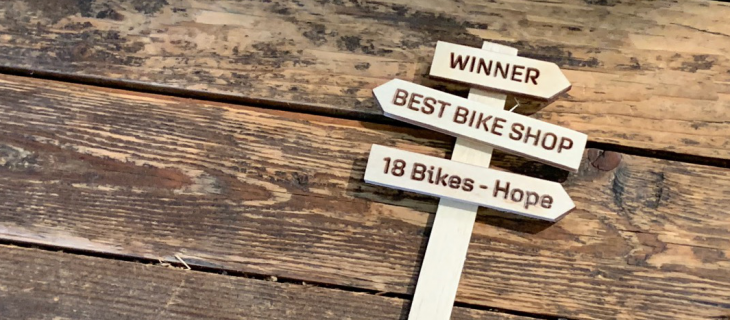 18 bikes best bike shop singletrack awards 2019