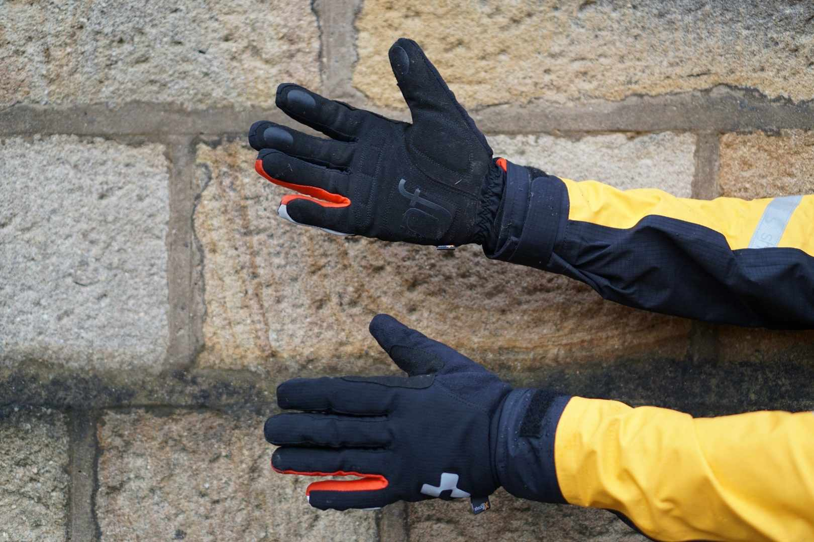 winter gloves for cyclists