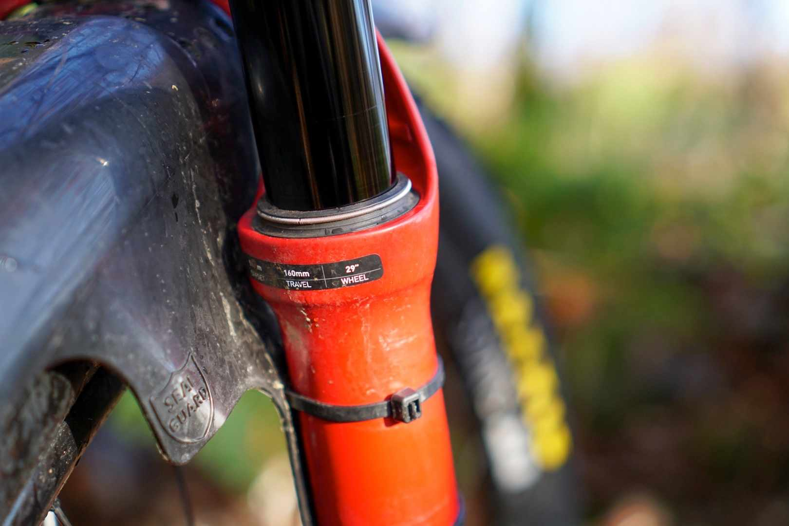 RockShox Lyrik Ultimate RC2 Review