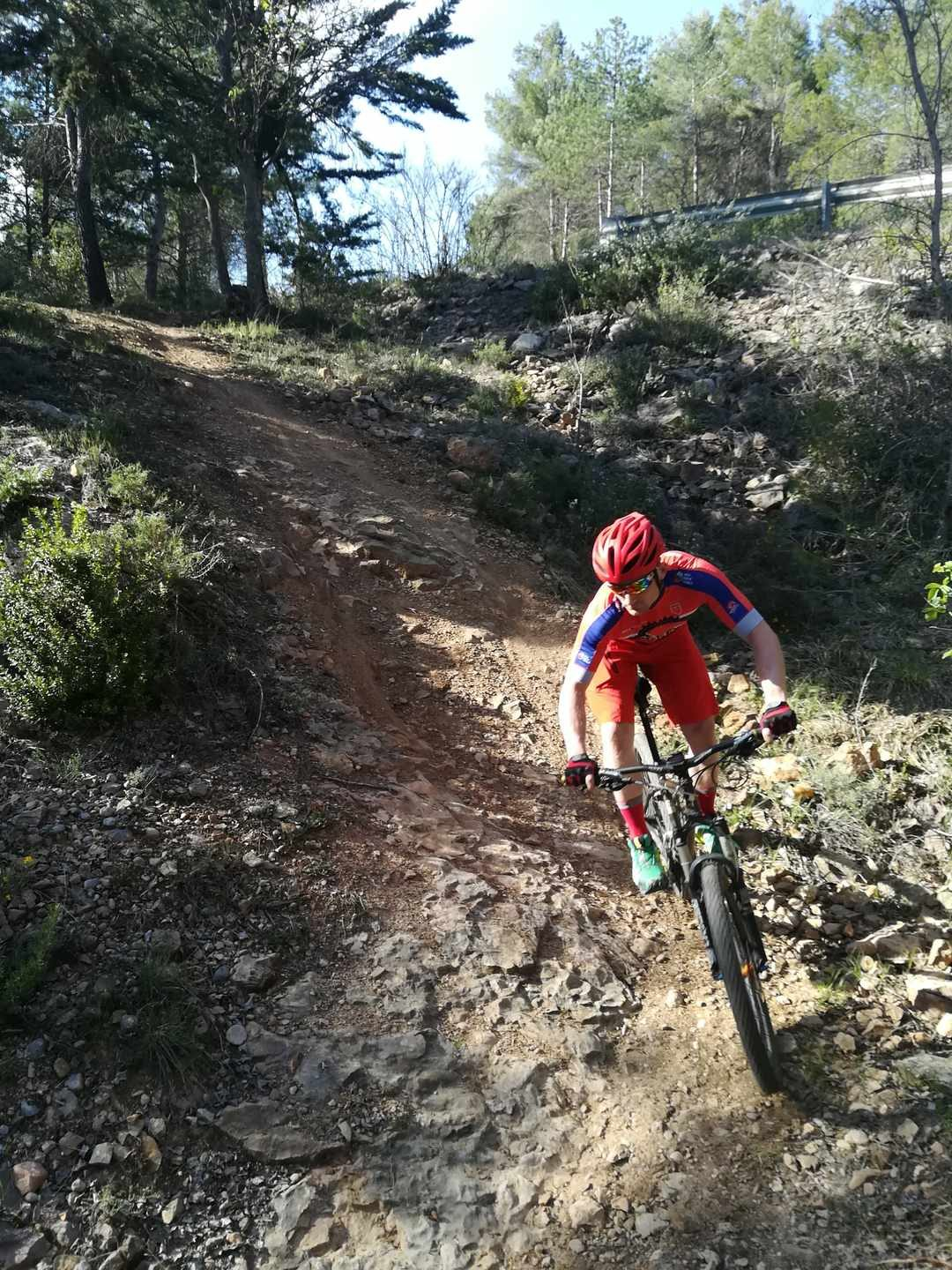 red rock trails pyrenees premier partner singletrack