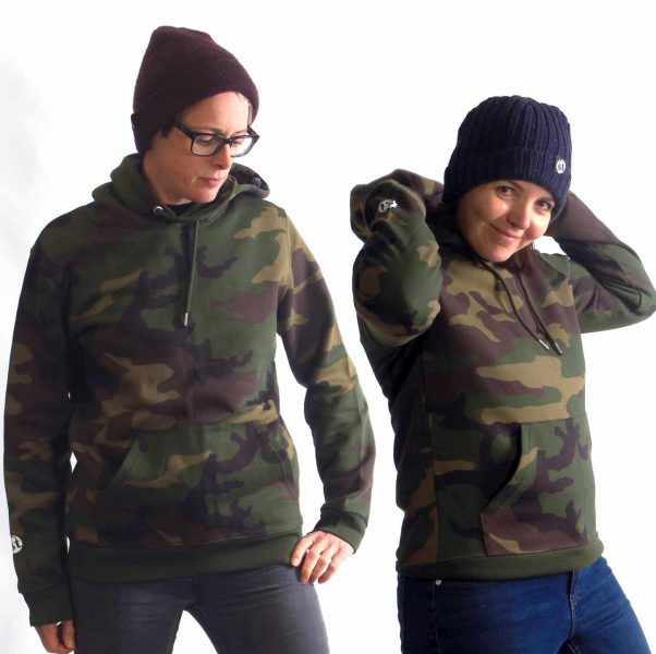 singletrack camo hoody hoodie merch ladies vic hannah 2020