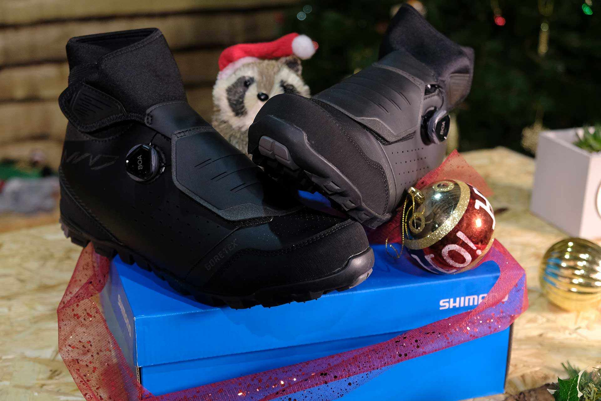 Christmas Countdown Day 8 | Win Shimano MW701 Riding Boots