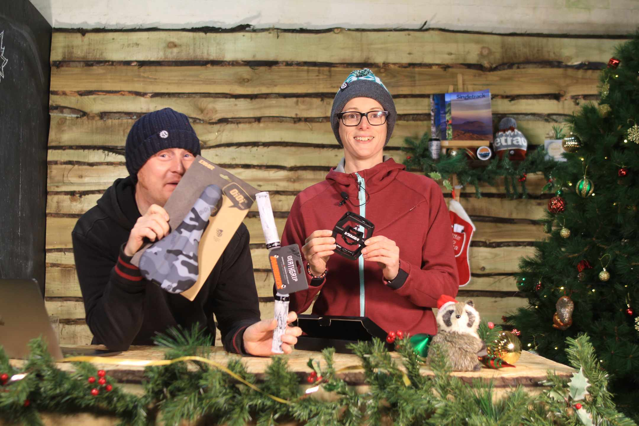 win dmr prizes in the christmas countdown