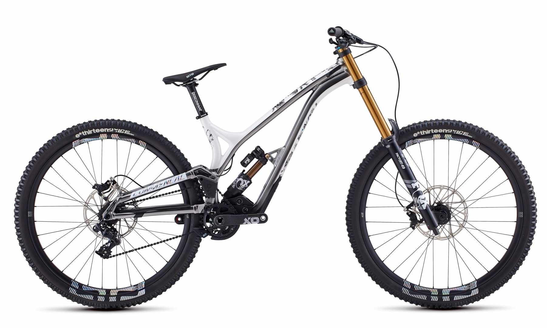 new commencal supreme