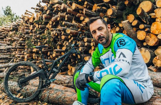 cedric gracia interview singletrack magazine issue 129