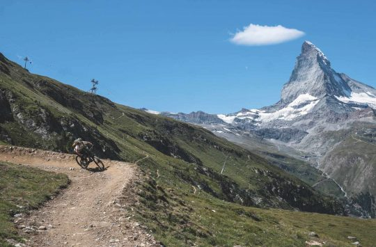 zermatt matterhorn alpine riding singletrack issue 129