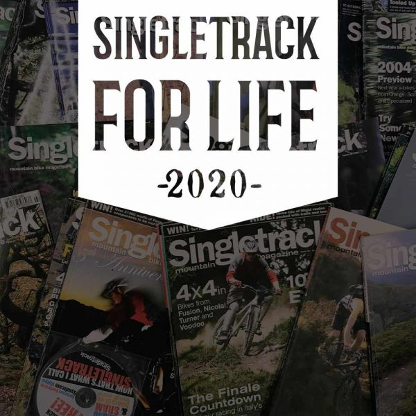 Singletrack magazine lifetime subscription