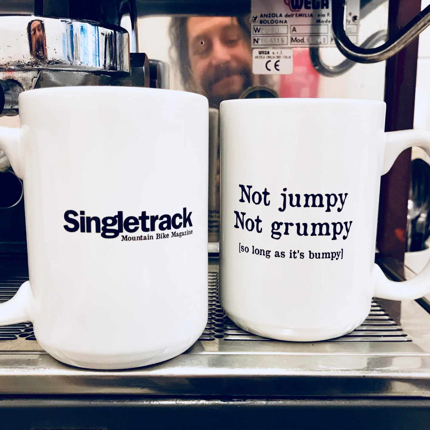 ssingletrack big mug