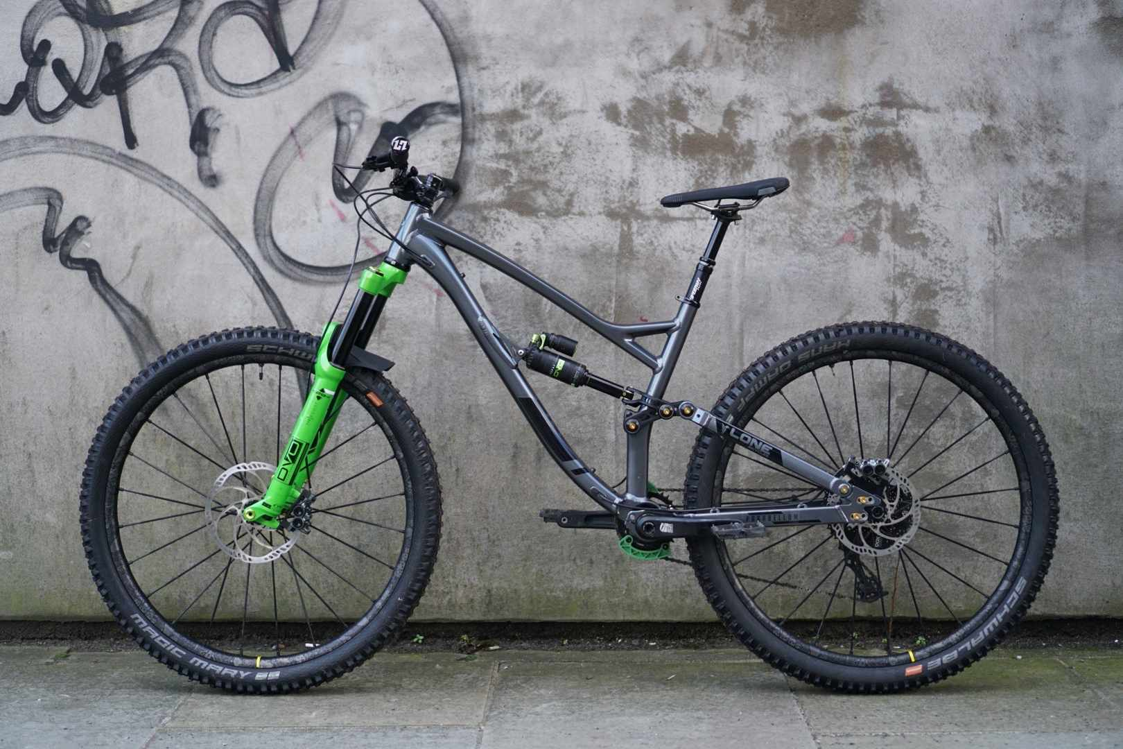 lone bicycles Parabellum review