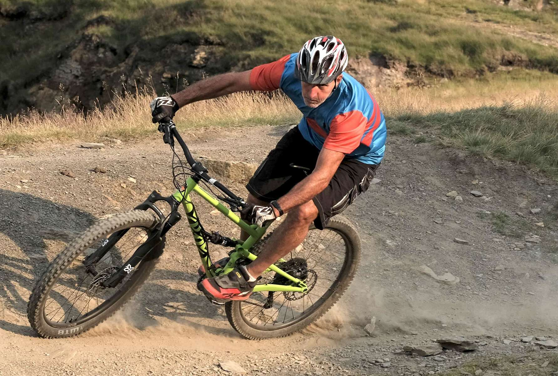 cotic flare reviw tested singletrack magazine issue 126
