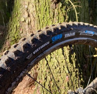 vee tire snap trail first ride review