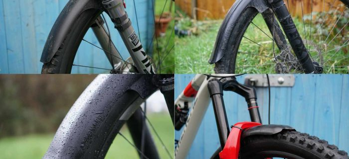 4 Mudguards tested | 4 effective face fenders