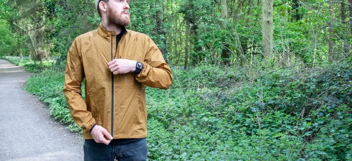 Howies Doyle Waterproof Jacket