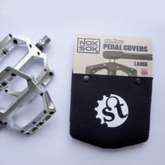 singletrack noxsox pedal covers