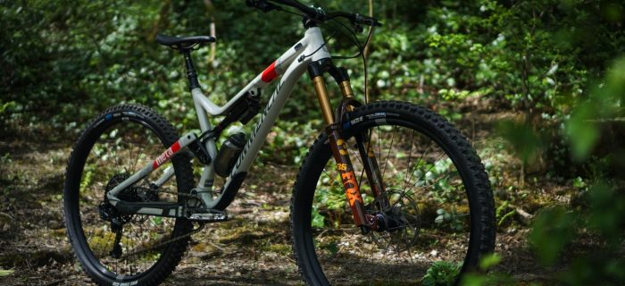 andi's commencal meta am 29