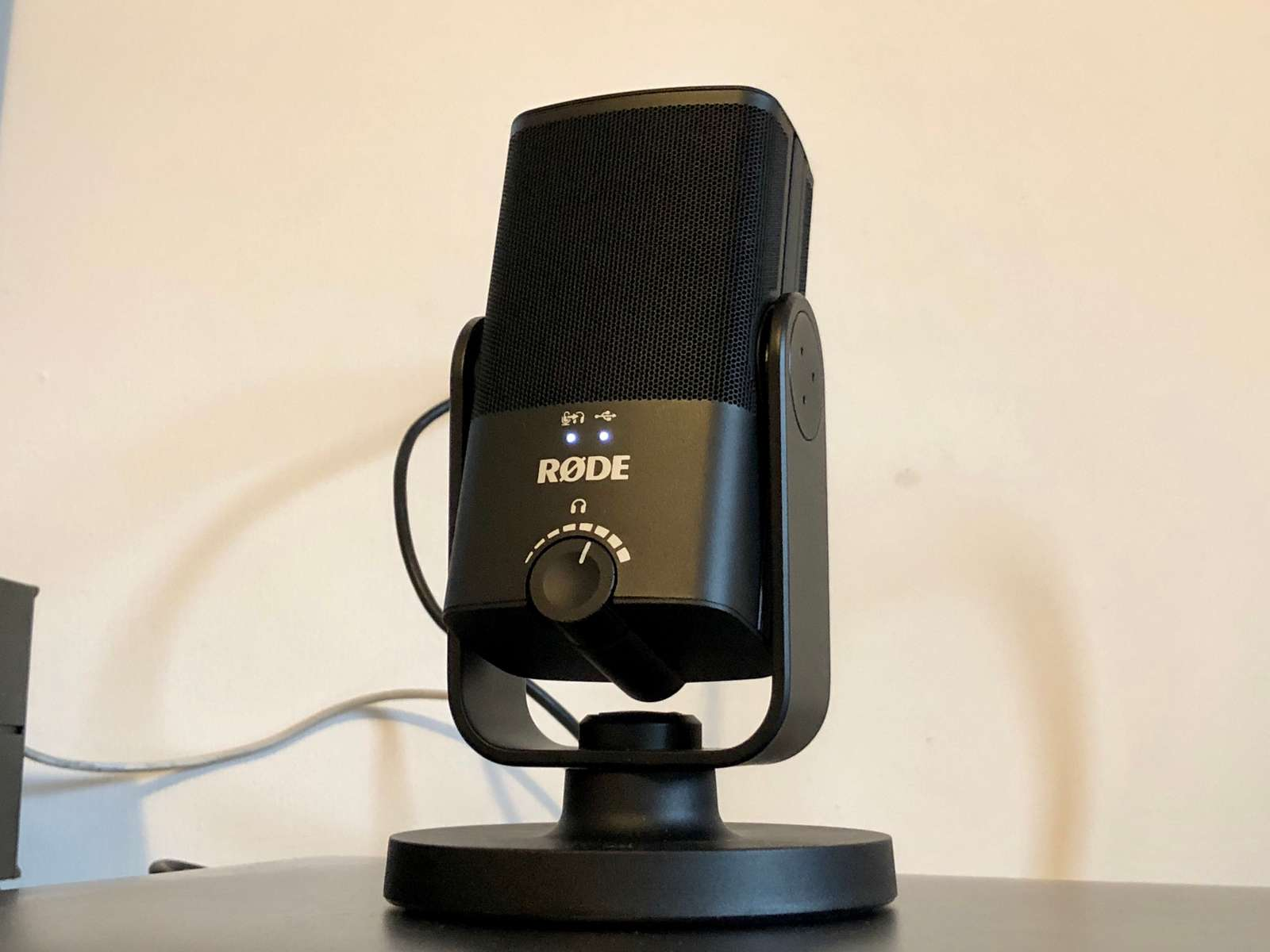 rode nt usb microphone singletrack podcast