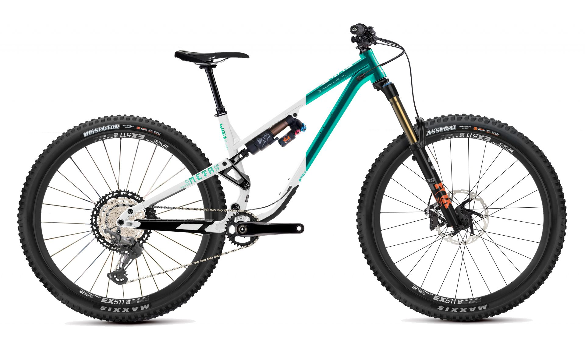2021 Commencal Meta AM 29 Signature