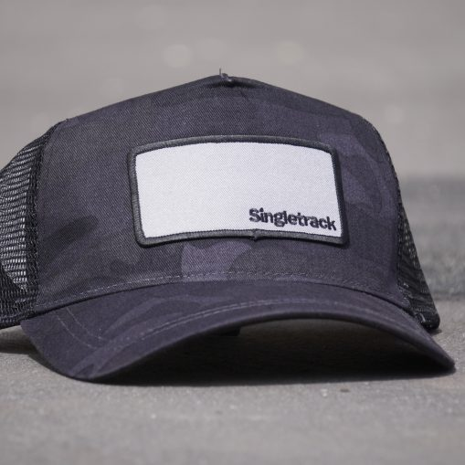 singletrack truckers cap