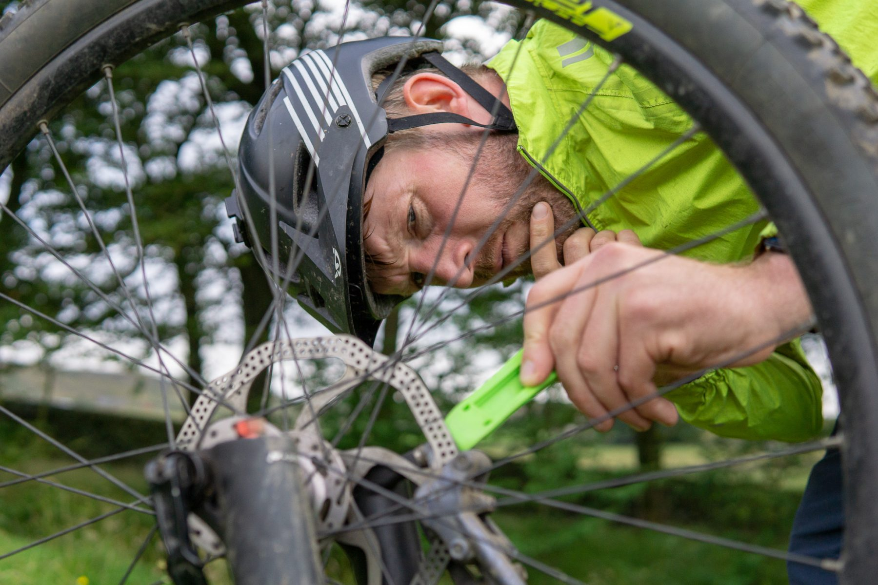 tips for new mountain bikers