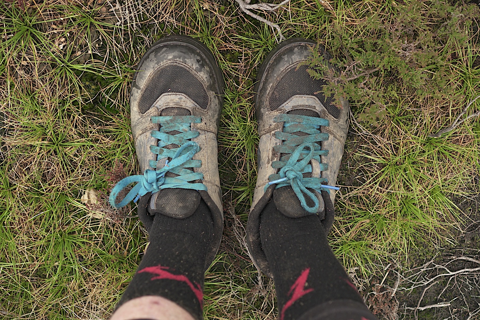 Shimano GR5 Flat Pedal Shoe Review | Singletrack Magazine