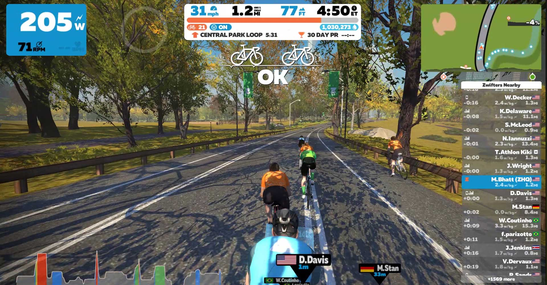 stw zwift race series