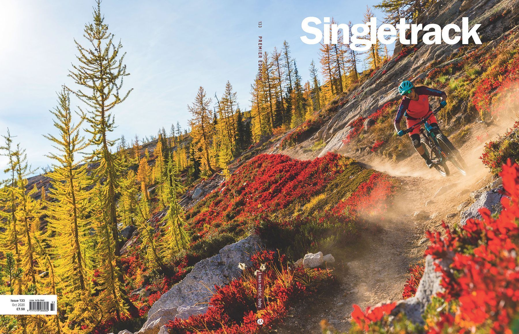 Singletrack Issue 133   GPX file