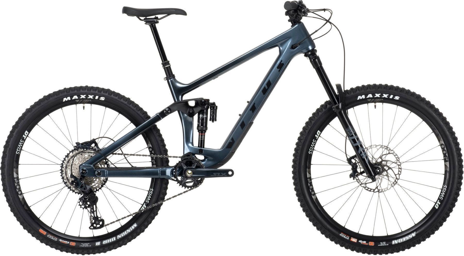 Vitus Sommet CRS 27 and 29