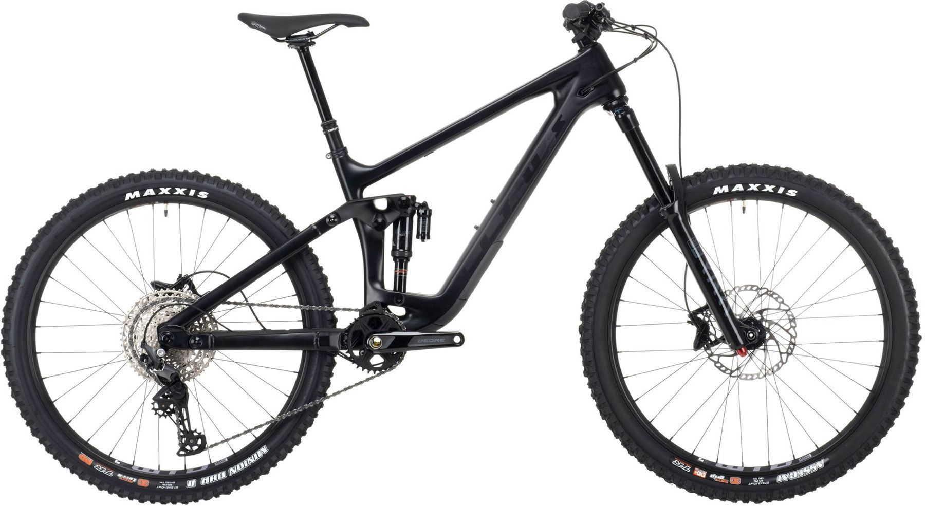 Vitus Sommet CR 27 and 29