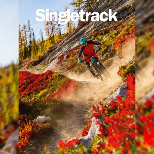 singletrack issue 133 cover shop