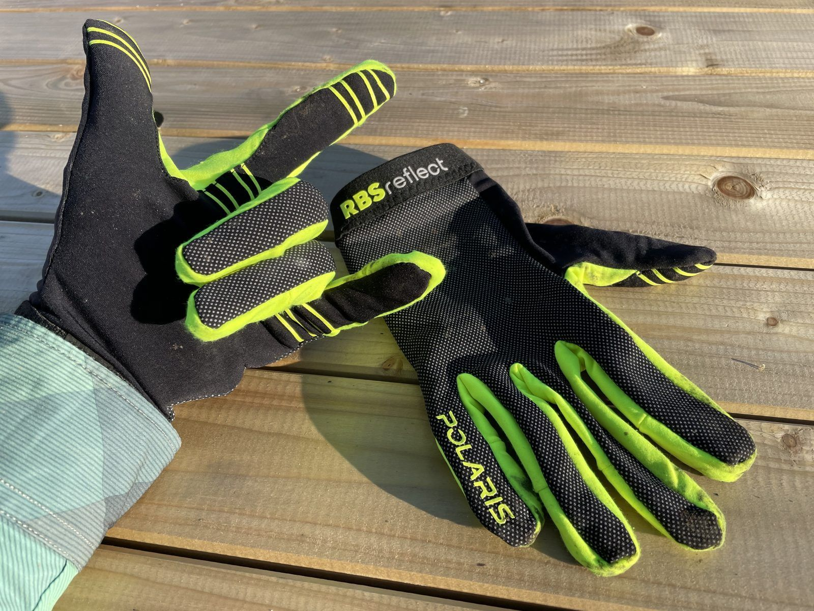 polaris rbs reflect glove