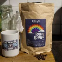 ride and shine coffee