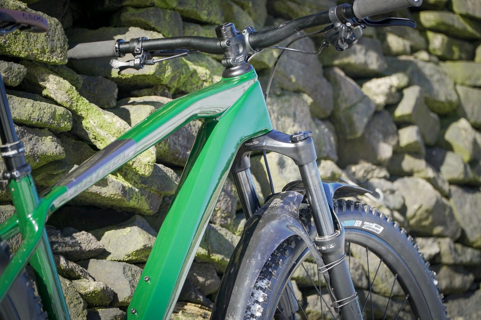 First Look: Patrol C091 Carbon Hardtail