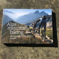 alpine mtb guide book