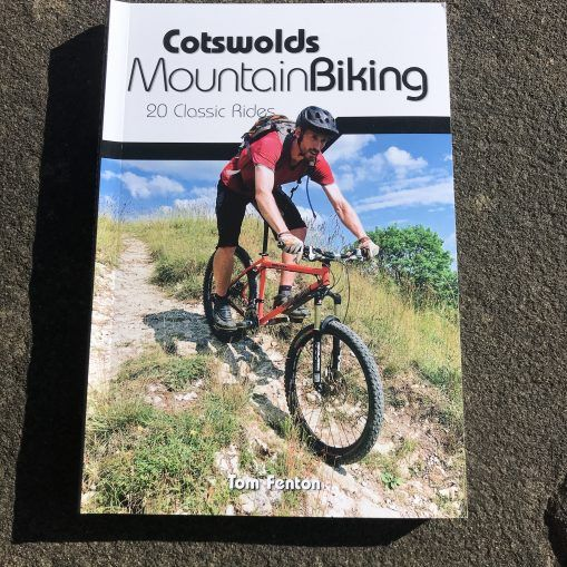 cotswold mtb guide book