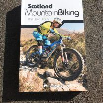 scotland mtb guide book