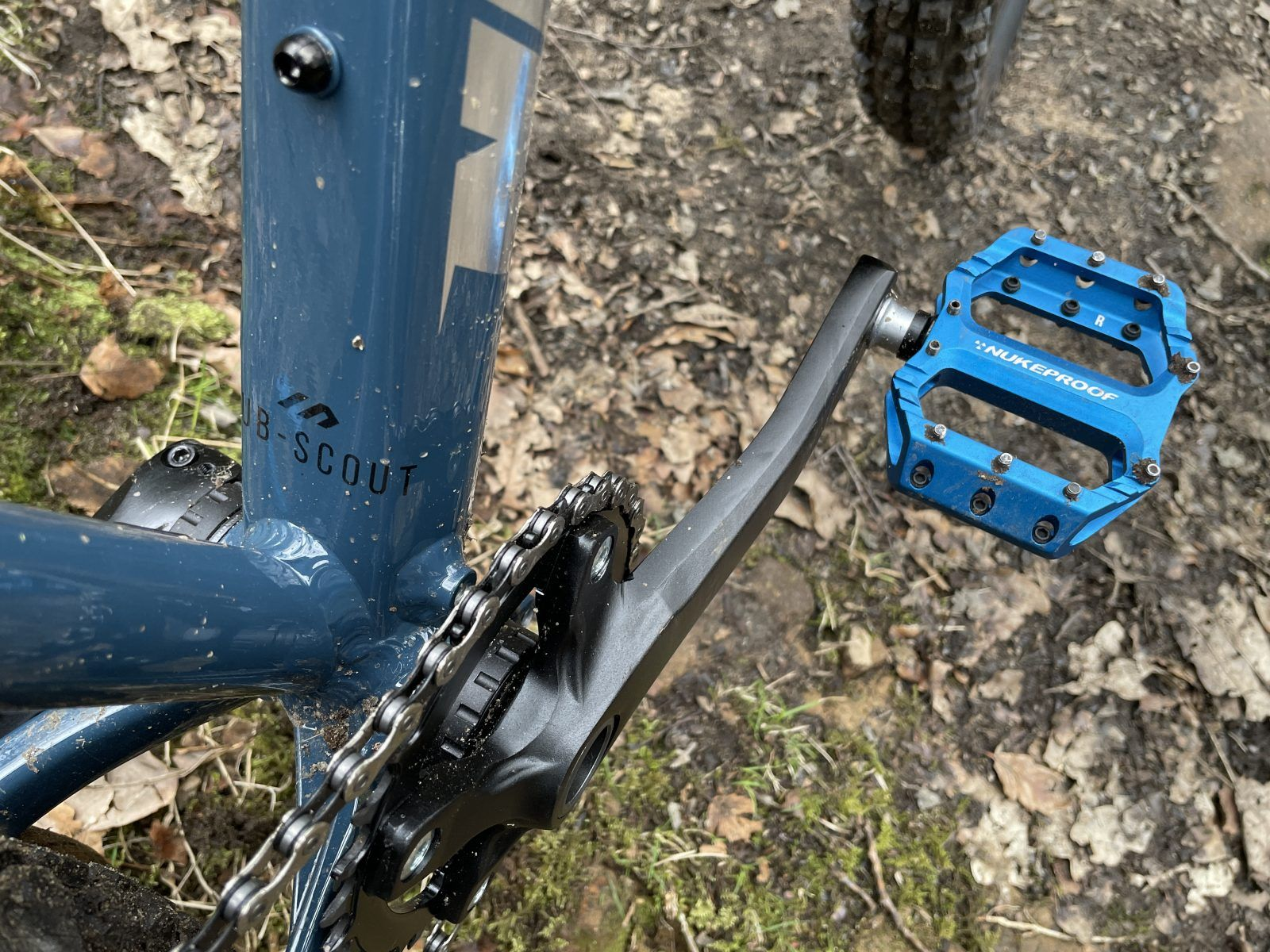 Nukeproof Urchin pedals
