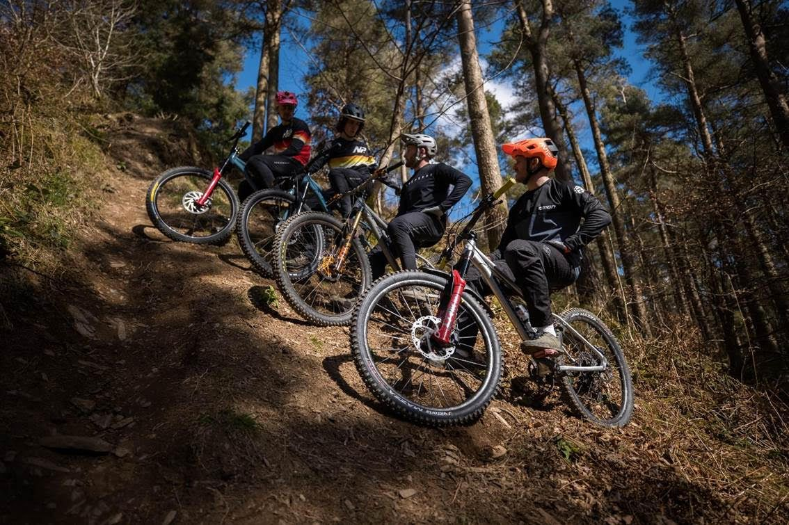 Scouting about with Nukeproof