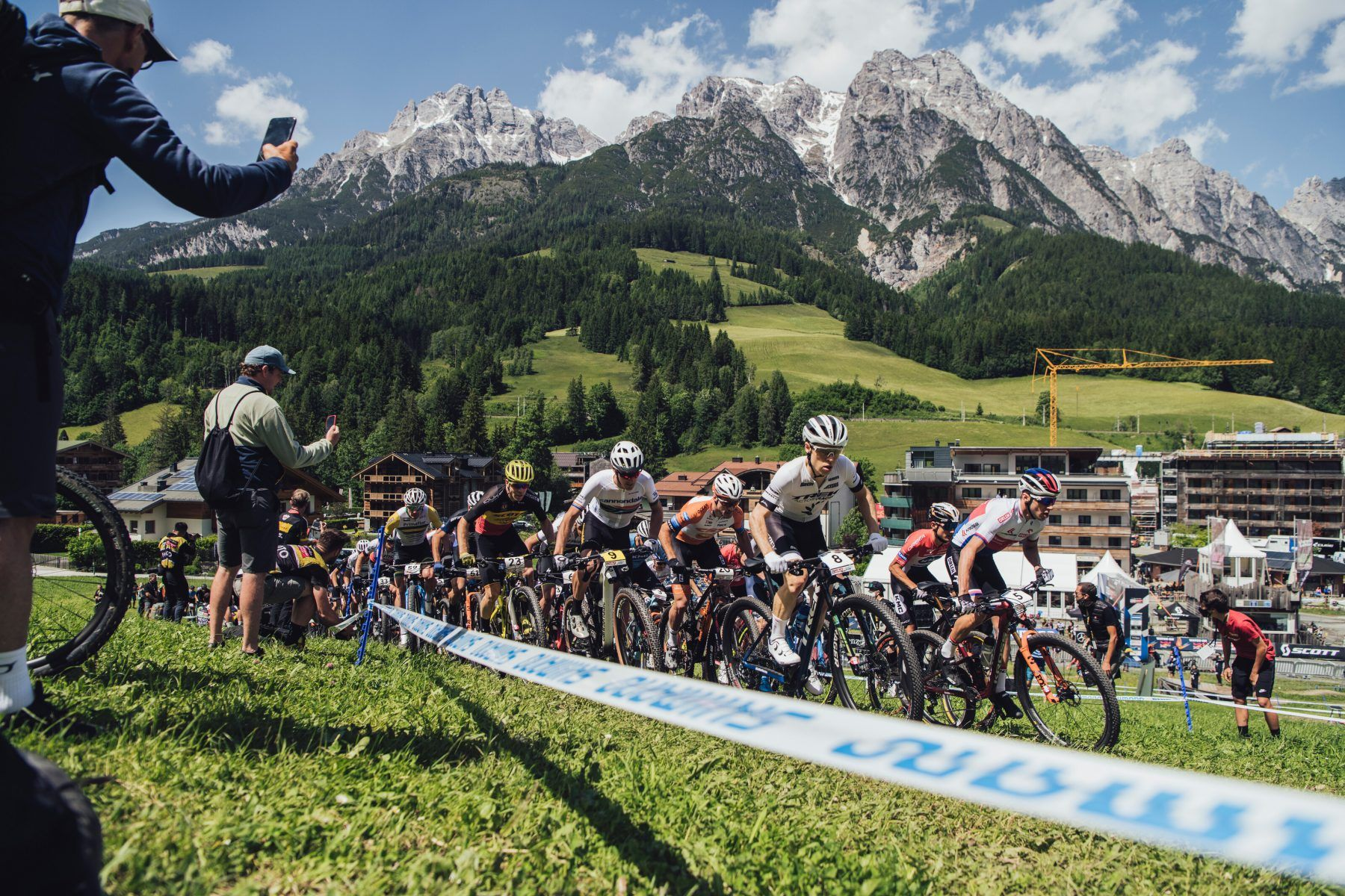 UCI XCO World Cup in Leogang