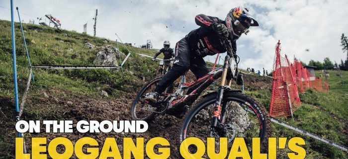 Leogang Qualifying DH World Cup 2021