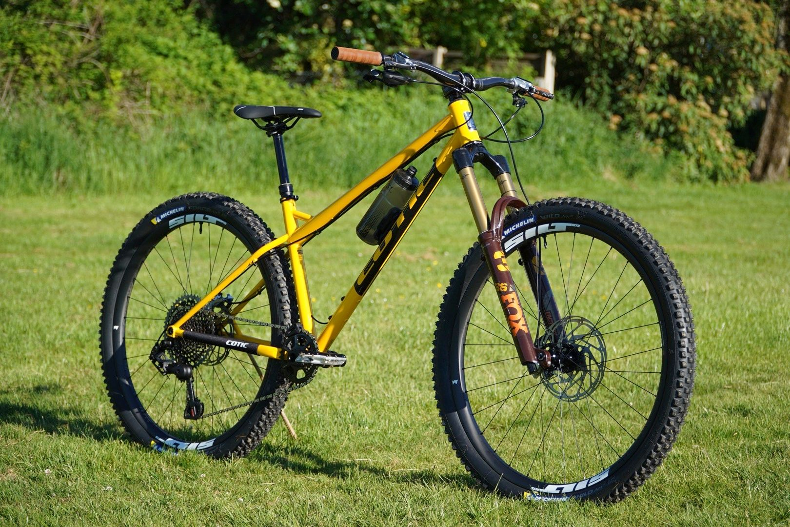 cotic bfe max