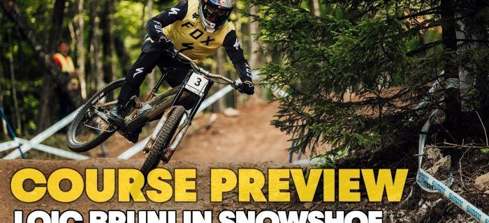 Snowshoe DH World Cup